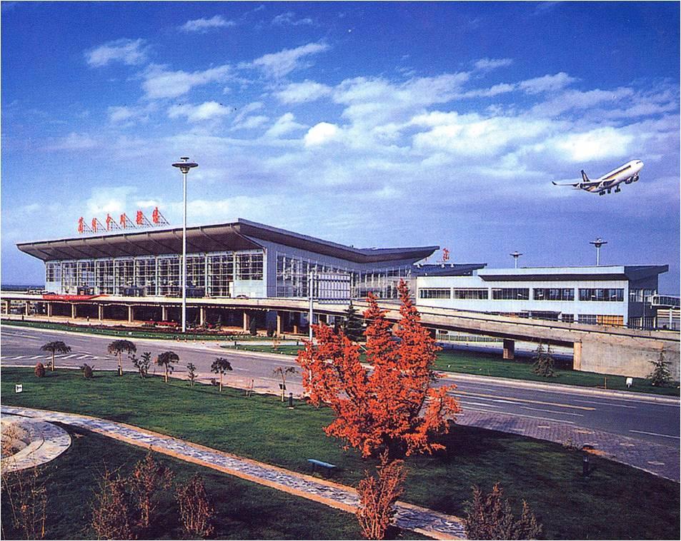 兰州中川国际机场航站楼弱电系统工程总承包